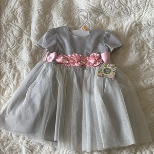 NWT 12 Month Little Me Dress